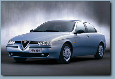 Alfa Romeo 156 / Альфа Ромео 156
