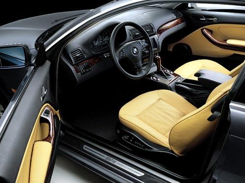 BMW 3-series Coupe / Cabrio