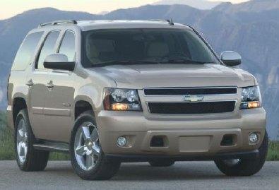 Chevrolet Tahoe New